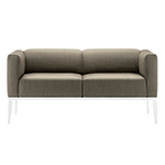 sean two seat sofa  - arper