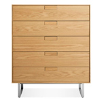 series 11 five drawer dresser  - blu dot