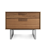 series 11 nightstand  - blu dot