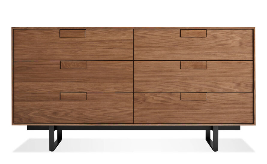 series 11 six drawer dresser