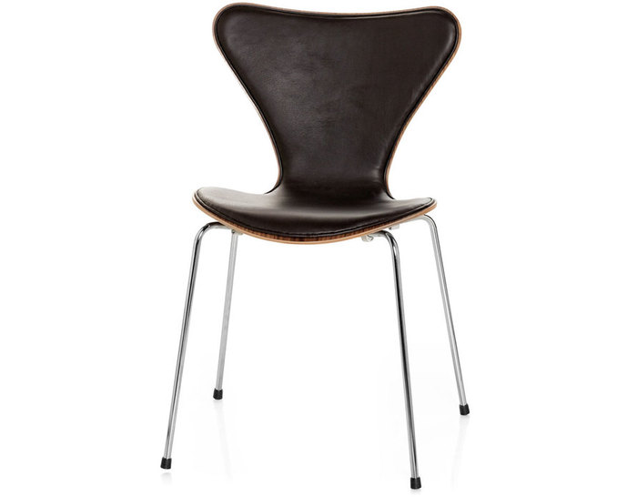 series 7 side chair - front upholstered