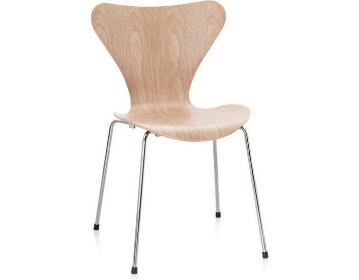 Attirant Series 7 Side Chair Wood Veneer