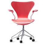 series 7 swivel arm chair - Arne Jacobsen - Fritz Hansen