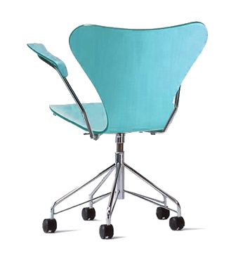 Series 7 Swivel Arm Chair Color