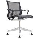 setu chair with 4 star base  -