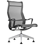 herman miller setu lounge chair  -