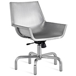 emeco sezz swivel chair  - emeco