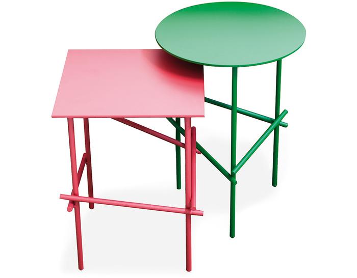 shanghai tip side table