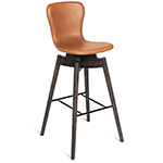 mater shell bar stool  - mater