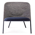 shift lounge chair  - moooi