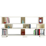 shilf low shelving  - blu dot
