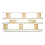 shilf shelving version 1.0  - blu dot