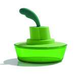 ship shape butter container  -