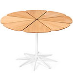 schultz petal dining table  -