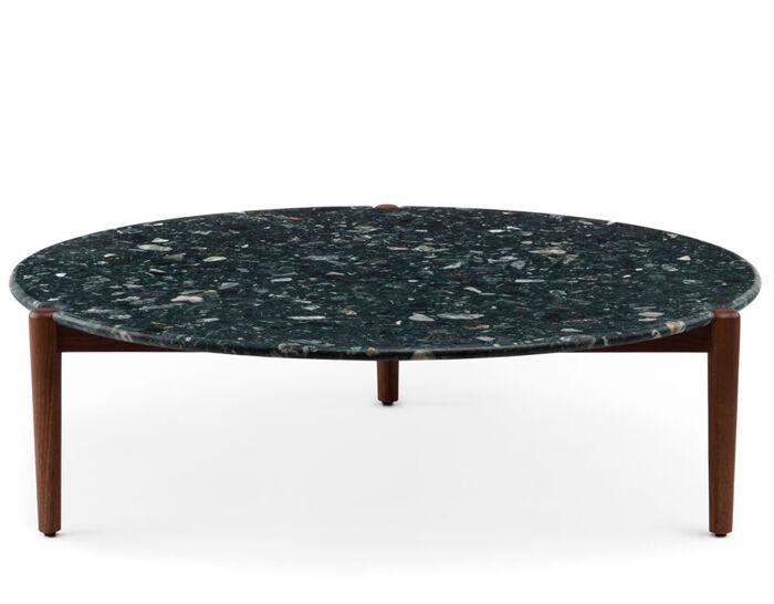 sidekicks large coffee table 456gm with terrazzo top