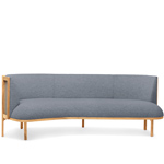 sideways sofa rf1903  - Carl Hansen & Son