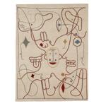 silhouette indoor rug - Jaime Hayon - nanimarquina