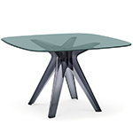 sir gio square table - Philippe Starck - Kartell