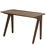 slab individual desk small  -