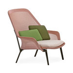 slow lounge chair - Bros Bouroullec - vitra.
