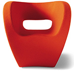 small armchair - Ron Arad - Moroso