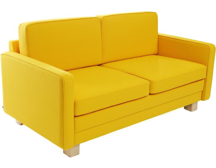Sofa bed 549 for Sofa bed 549 artek