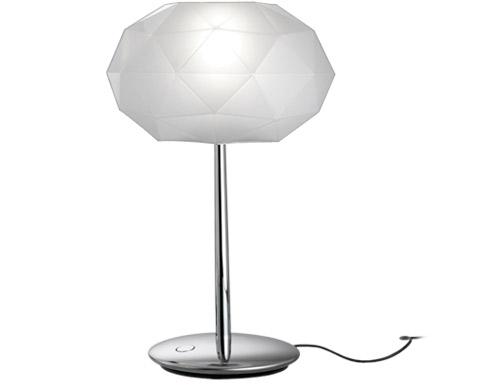 soffione stem table lamp