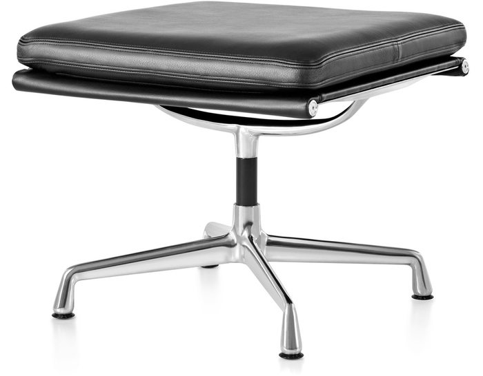 eames® soft pad group ottoman