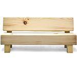 soft wood sofa  - Moroso