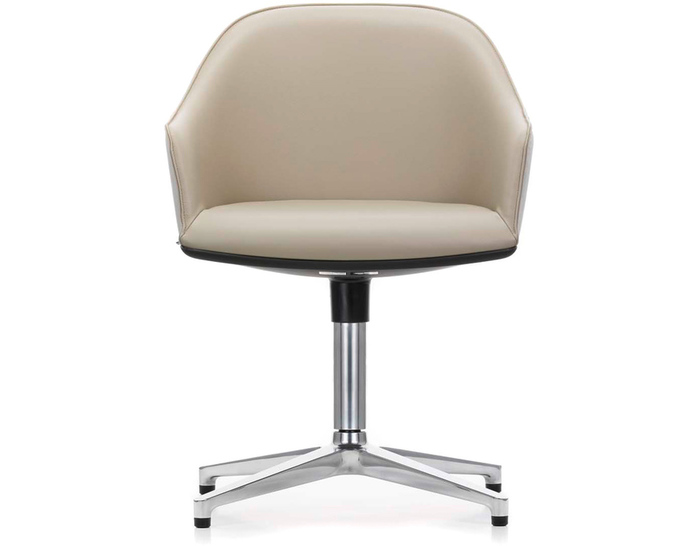 softshell chair with four star base