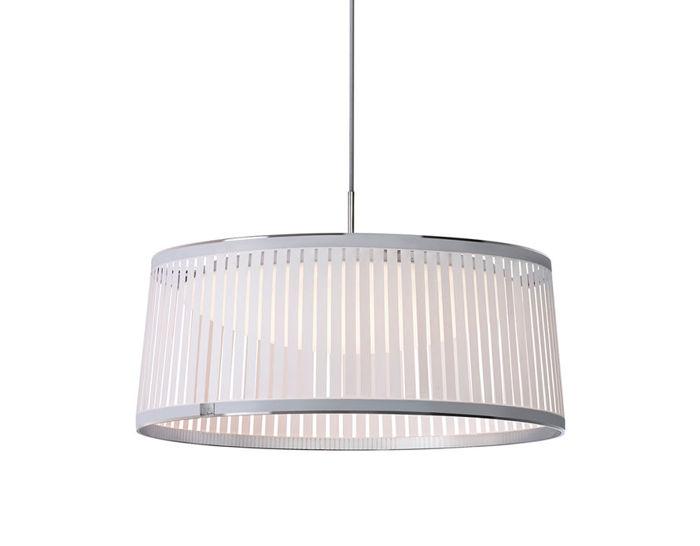 solis drum led suspension lamp