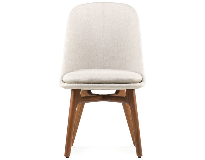 Solo Dining Chair Wide 750s