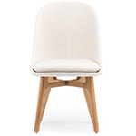 solo dining chair wide 750s - Neri&Hu - de la espada