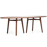 solo dining table 752 - Neri&Hu - de la espada