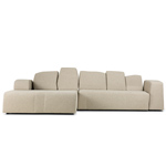 something like this sofa with arms & chaise  -