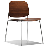 sonar stacking chair - Altherr & Molina Lievore - Bernhardt Design