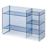sound-rack cabinet  - Kartell