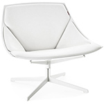 space lounge chair - Jehs+laub - Fritz Hansen