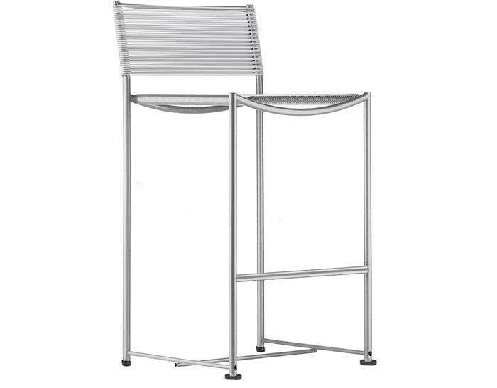 spaghetti medium height stool
