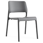 spark stacking side chair  -
