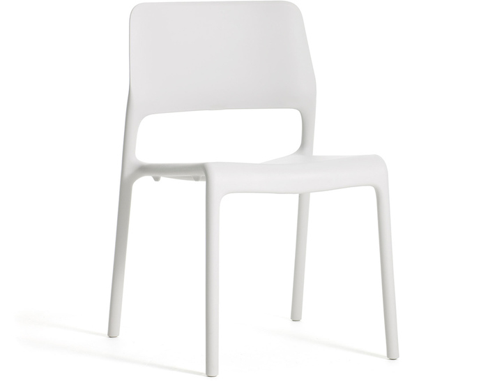 Gentil Spark Stacking Side Chair