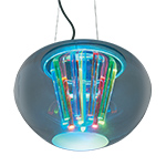 spectral suspension lamp  -