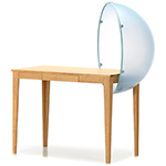 sphere table - Hella Jongerius - vitra.