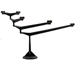 spin table candelabra - Tom Dixon - tom dixon