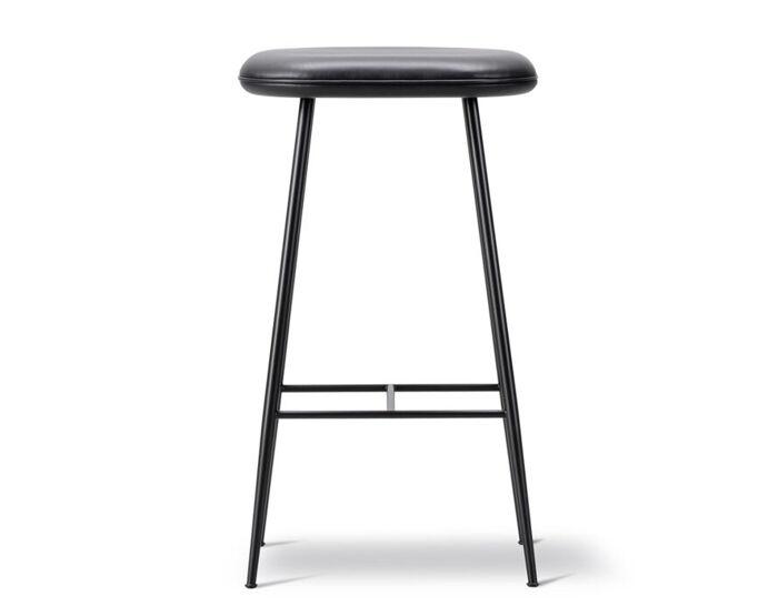 spine matal base stool