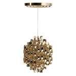 panton spiral sp1 hanging lamp  -