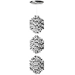 panton spiral sp3 hanging lamp - Verner Panton - VerPan aps