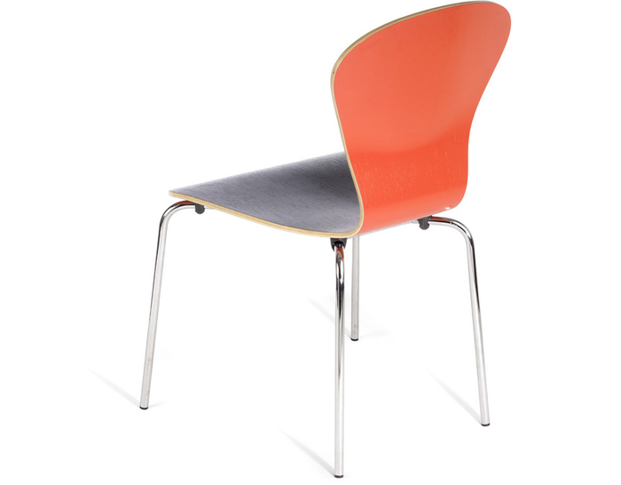 sprite chair with combination finish