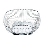 alessi square wire basket  -