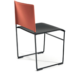 stacy stacking chair - Altherr & Molina Lievore - arper